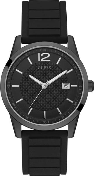 купить Мужские часы Guess W0991G3 по цене 5990 рублей