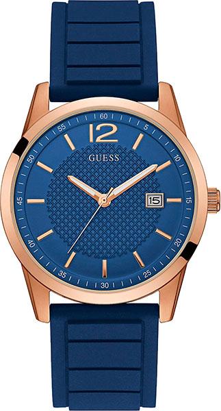 купить Мужские часы Guess W0991G4 по цене 7640 рублей