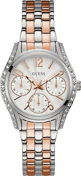 Женские часы Guess W1020L3 часы guess u13530l1