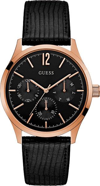 купить Мужские часы Guess W1041G3 по цене 7130 рублей