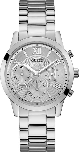 Женские часы Guess W1070L1 цена 2017