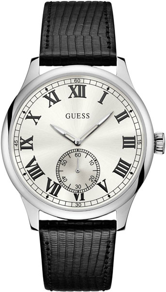 купить Мужские часы Guess W1075G1 по цене 5600 рублей