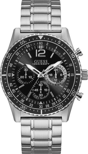 купить Мужские часы Guess W1106G1 по цене 10700 рублей