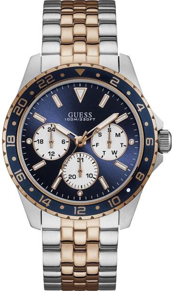 Мужские часы Guess W1107G3 цена и фото