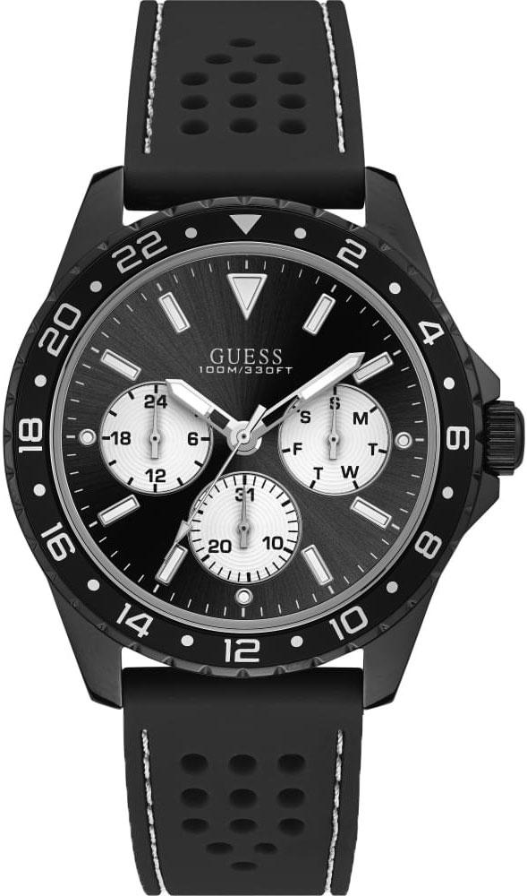 купить Мужские часы Guess W1108G3 по цене 8920 рублей