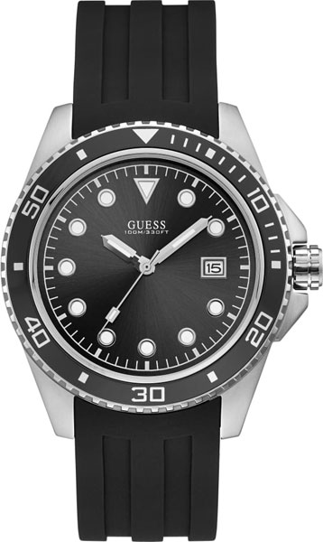 Мужские часы Guess W1109G1 цена