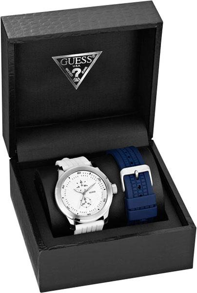 Мужские часы Guess W11181G1 цена и фото