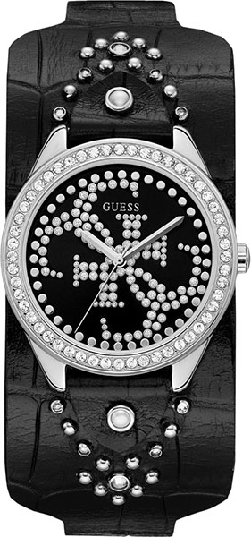 Женские часы Guess W1140L1 дизайн панков турецкий браслеты для глаз для мужчин женщины новая мода браслет женский сова кожаный браслет камень