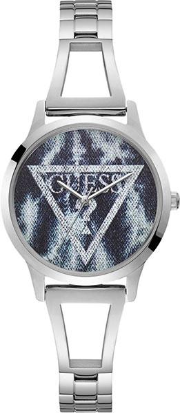цена Женские часы Guess W1145L1 онлайн в 2017 году