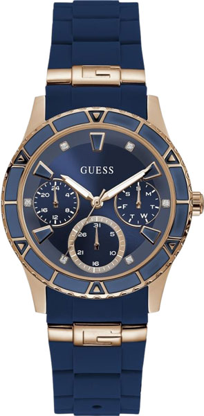 Женские часы Guess W1157L3 я zhuolun бизнес часы 2017 новая весна корейской минималистский моды большой циферблат новый yzl0558th 4