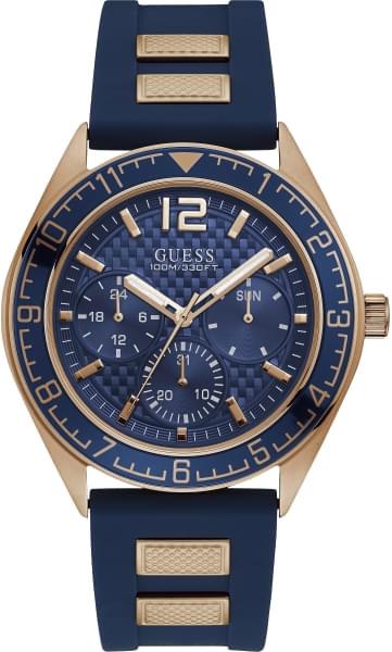 лучшая цена Мужские часы Guess W1167G3