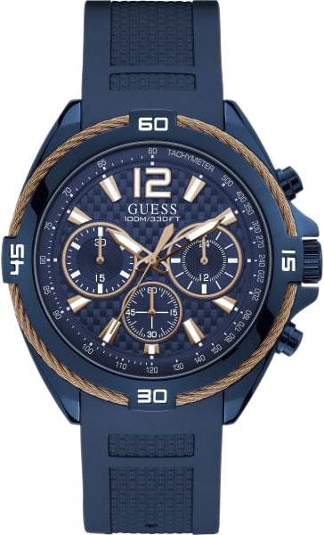 Мужские часы Guess W1168G4 цена и фото