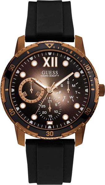 Мужские часы Guess W1174G3 цена и фото