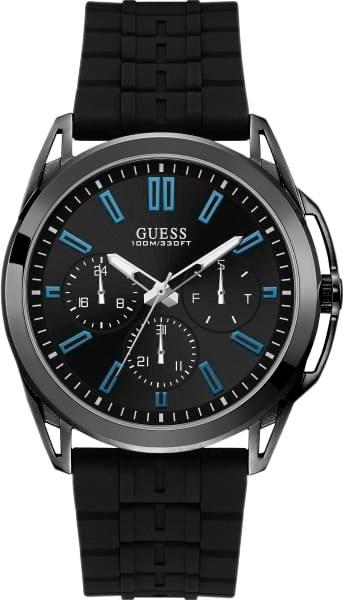 лучшая цена Мужские часы Guess W1177G1