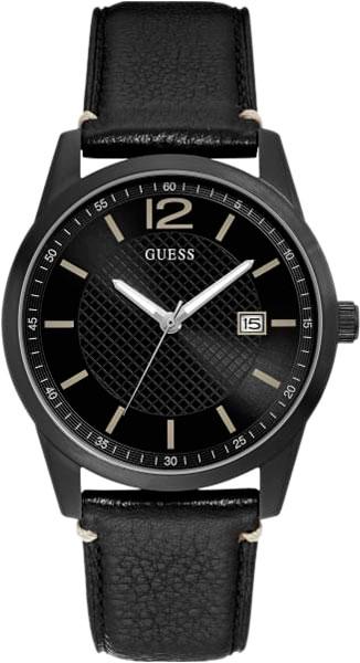 купить Мужские часы Guess W1186G2 по цене 7450 рублей