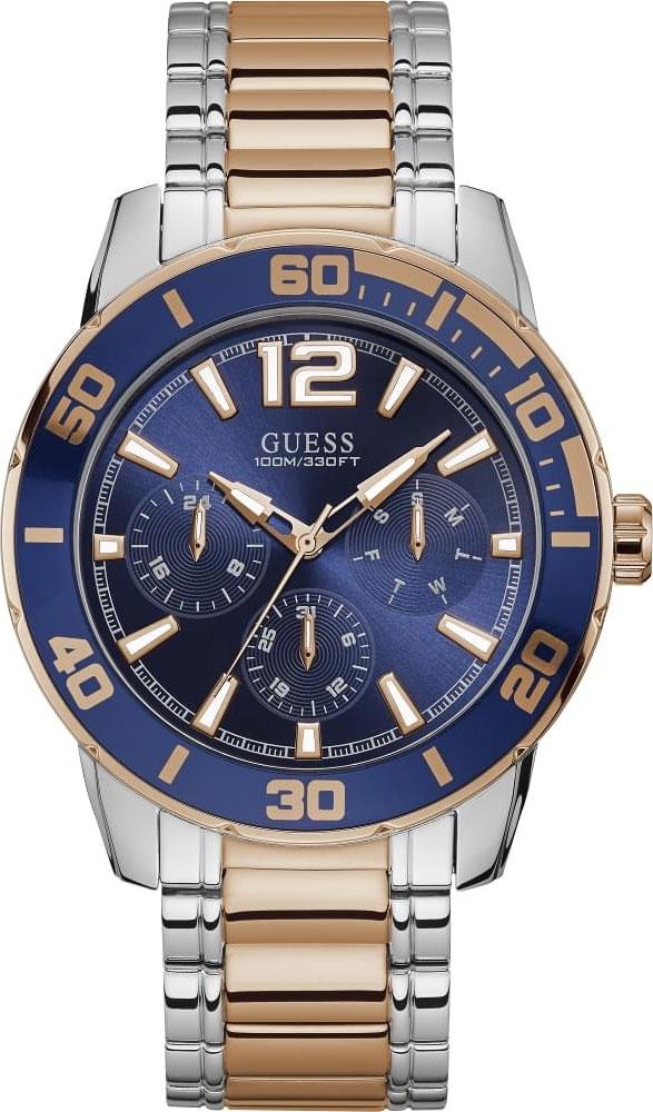 Мужские часы Guess W1249G3 цена и фото