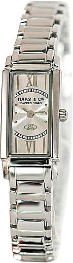 где купить Женские часы Haas KHC411SSA по лучшей цене