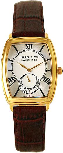 Мужские наручные швейцарские часы в коллекции Modernice Strap Haas - HaasГарантия: 2 года от производителя плюс 1 год от Олтайм; Modernice Strap. Секундная стрелка вынесена на отдельный циферблат. Стиль: 1; Тип механизма: кварцевый; Корпус: сталь с IP покрытием; Циферблат: серебристый; Браслет: кожаный ремешок; Водозащита: 30WR; Стекло: сапфировое; Упаковка и комплектация: см. фото>>; Инструкция к часам: скачать;<br>