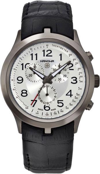 лучшая цена Мужские часы Hanowa 16-4004.13.001