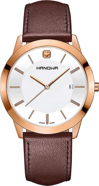 цена  Мужские часы Hanowa 16-4042.09.001  онлайн в 2017 году