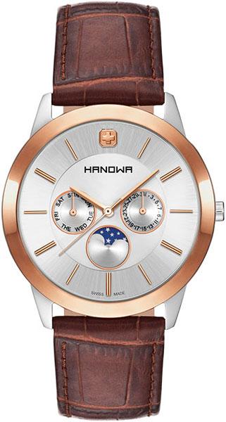 Мужские часы Hanowa 16-4056.12.001
