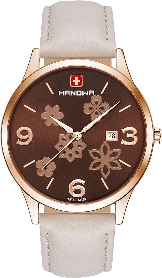 лучшая цена Женские часы Hanowa 16-4085.09.005