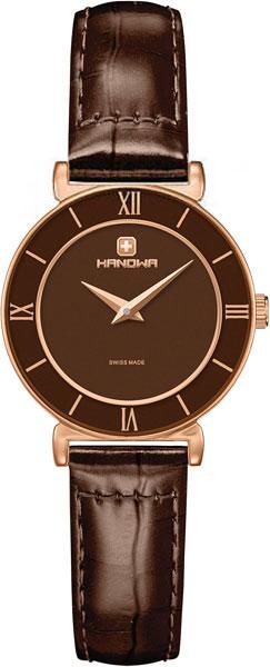 Женские часы Hanowa 16-6053.09.005 web камера a4 pk 836f черный и серебристый [pk 836f black ]