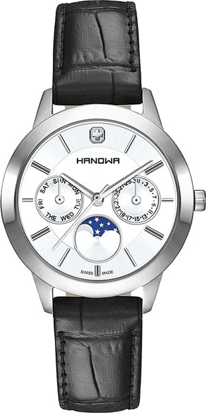 Фото «Швейцарские наручные часы Hanowa 16-6056.04.001»