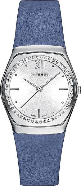 Женские часы Hanowa 16-6062.04.001.03 дизайн панков турецкий браслеты для глаз для мужчин женщины новая мода браслет женский сова кожаный браслет камень