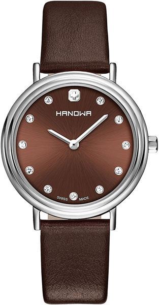 Женские часы Hanowa 16-6063.04.005-ucenka мужские часы hanowa 16 4042 02 002 ucenka