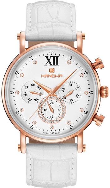 Женские часы Hanowa 16-6073.09.001 дизайн панков турецкий браслеты для глаз для мужчин женщины новая мода браслет женский сова кожаный браслет камень