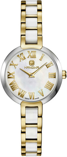 Женские часы Hanowa 16-7057.55.001 sjw женский стальной браслет со вставками cb030