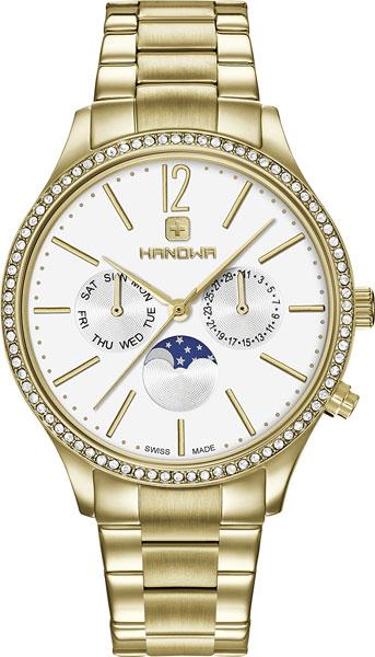 лучшая цена Женские часы Hanowa 16-7068.02.001