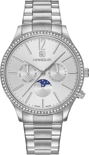 Фото «Швейцарские наручные часы Hanowa 16-7068.04.001»