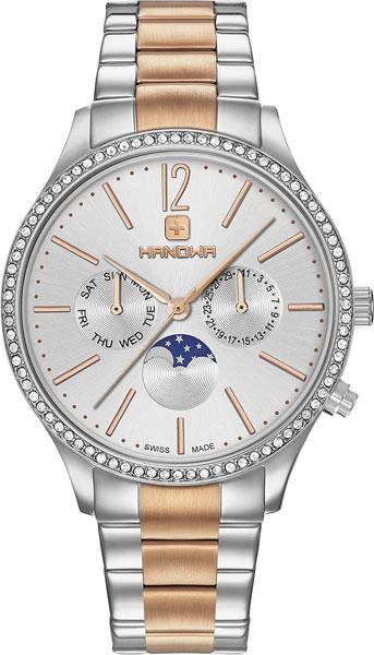 лучшая цена Женские часы Hanowa 16-7068.12.001