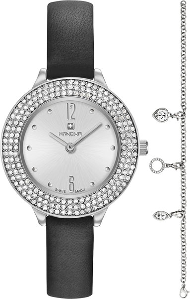 Фото - Женские часы Hanowa 16-8008.04.001 бензиновая виброплита калибр бвп 13 5500в