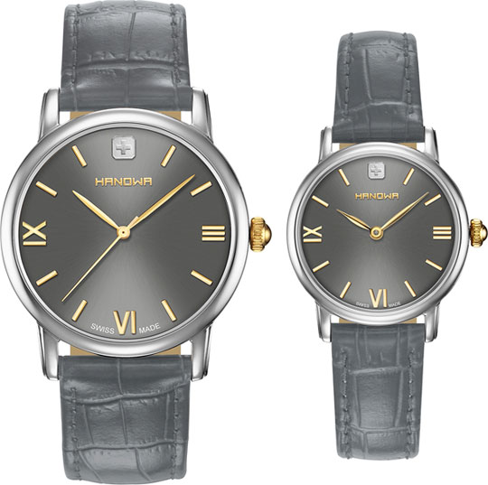 Мужские часы Hanowa 16-8071.04.030 цена