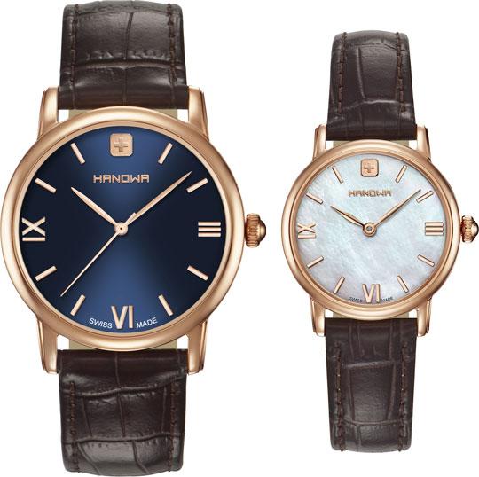 цена Мужские часы Hanowa 16-8071.09 онлайн в 2017 году