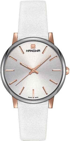 цена  Мужские часы Hanowa 16-4037.12.001  онлайн в 2017 году