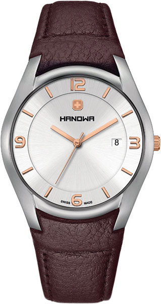 цена Мужские часы Hanowa 16-4039.12.001 онлайн в 2017 году