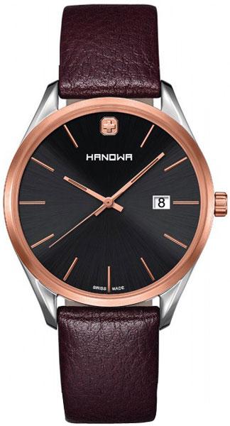 цена Мужские часы Hanowa 16-4040.12.007 онлайн в 2017 году