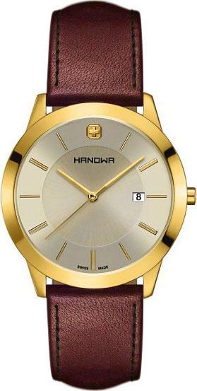 цена Мужские часы Hanowa 16-4042.02.002 онлайн в 2017 году