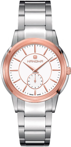 цена Мужские часы Hanowa 16-5038.12.001 онлайн в 2017 году