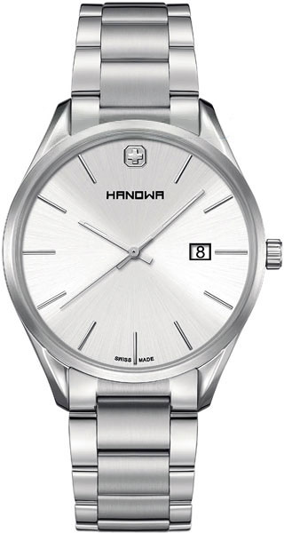 цена  Мужские часы Hanowa 16-5040.04.001  онлайн в 2017 году