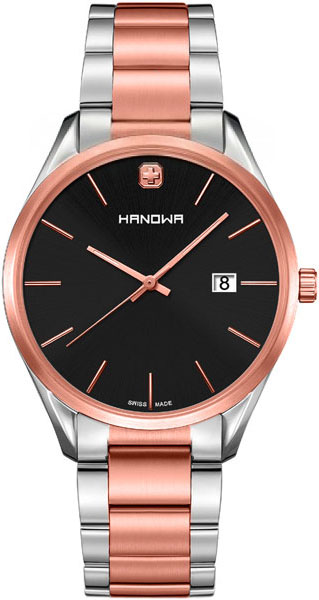 цена  Мужские часы Hanowa 16-5040.12.009  онлайн в 2017 году