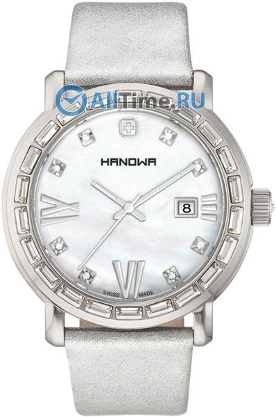 Женские часы Hanowa 16-6027.04.001 женские кулоны jv серебряный кулон с куб циркониями ps0024 gzi 001 wg