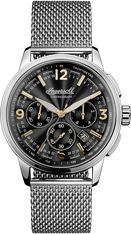 Мужские часы Ingersoll I00103 твердотельный накопитель ssd 2 5 400gb intel s3610 series read 550mb s write 400mb s sataiii ssdsc2bx400g401 940781