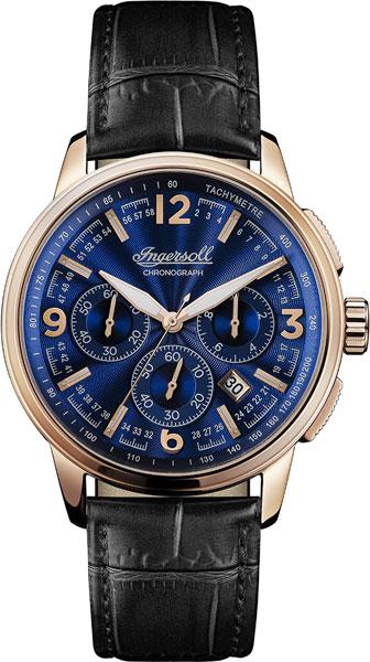 Мужские часы Ingersoll I00105 ingersoll часы ingersoll in2811bkyl коллекция automatic gent