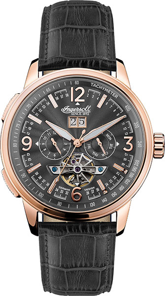 Мужские часы Ingersoll I00302 часы наручные ingersoll часы i00302