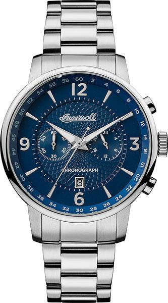 Мужские часы Ingersoll I00604 ingersoll in2809wh
